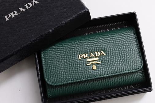 purchase cheap 277ee 00d7d PRADA キーケース 箱付|PASS THE BATON ONLINE SHOP